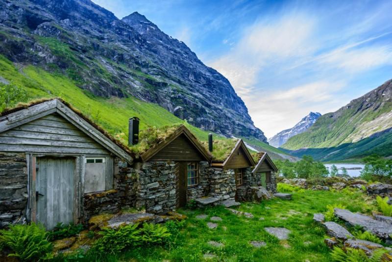 Casas-Fjord-Noeruega