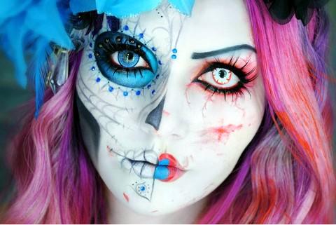 Fantásticos-maquillajes-para-Halloween