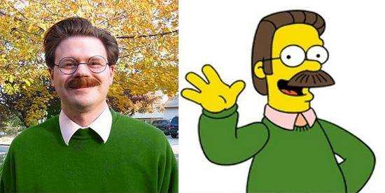 Los-Simpsons-en-la-vida-real-ned-flanders
