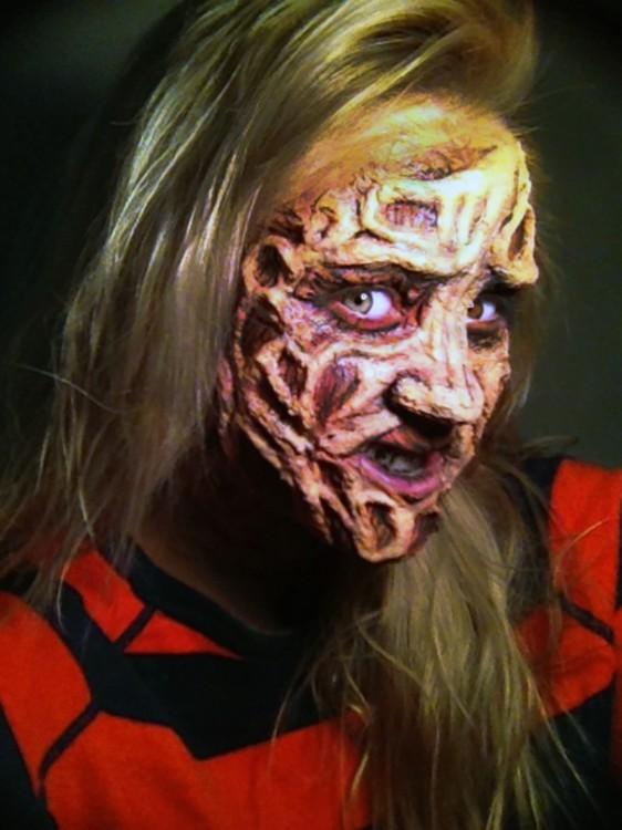 Maquillajes-terrorificos-halloween-freddy-crueger