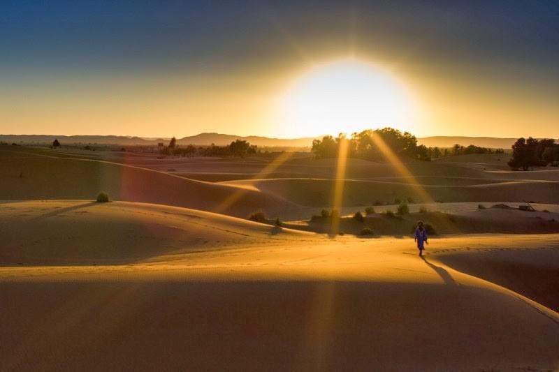 atardecer-Sahara-sunset-