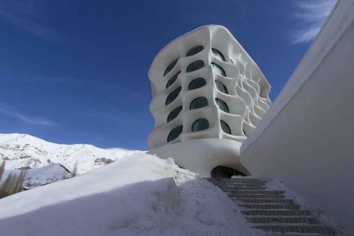 barin-ski-resort-iran