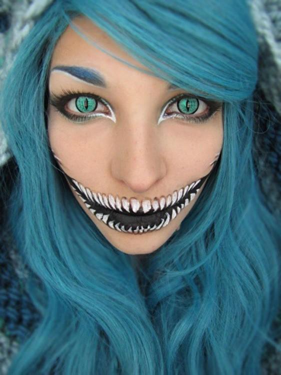 chica-preciosa-maquillajes-para-halloween