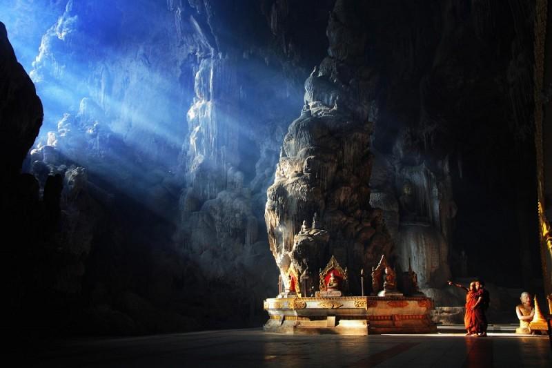 Cueva Kyaut Sae Myanmar