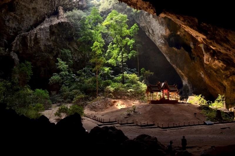 Cueva Phraya Nakhon Tailandia
