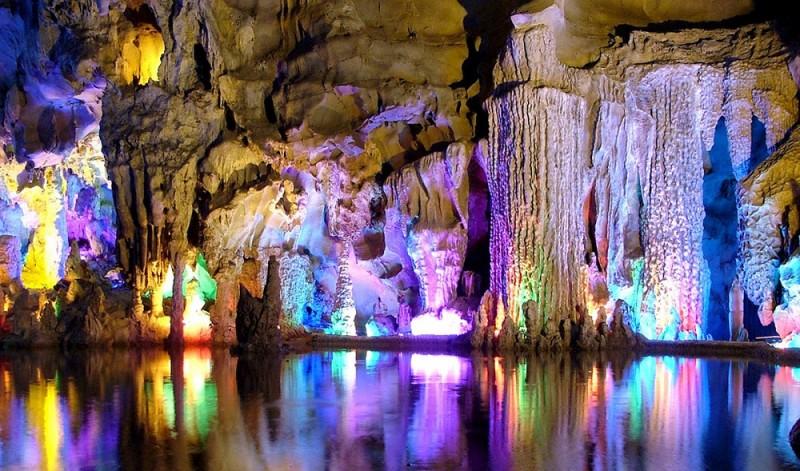 Cueva Reed Flute China
