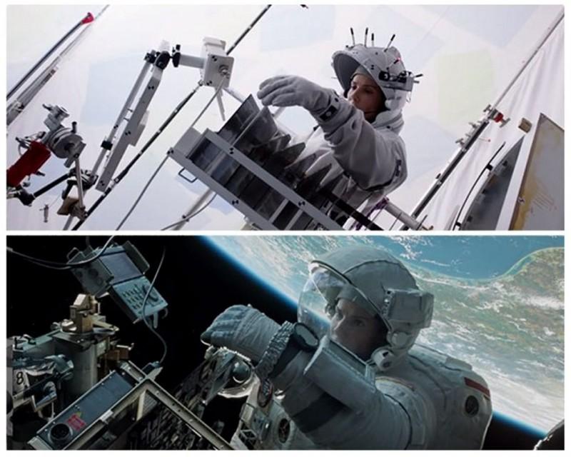 fotos-peliculas-antes-y-despues-de-los-efectos-especiales-gravity