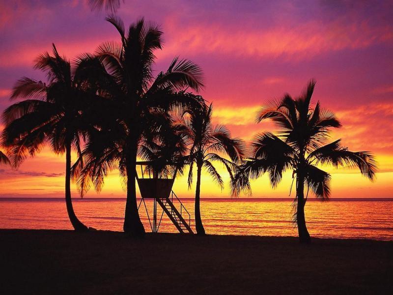 imagenes-atardeceres-Hawaii-