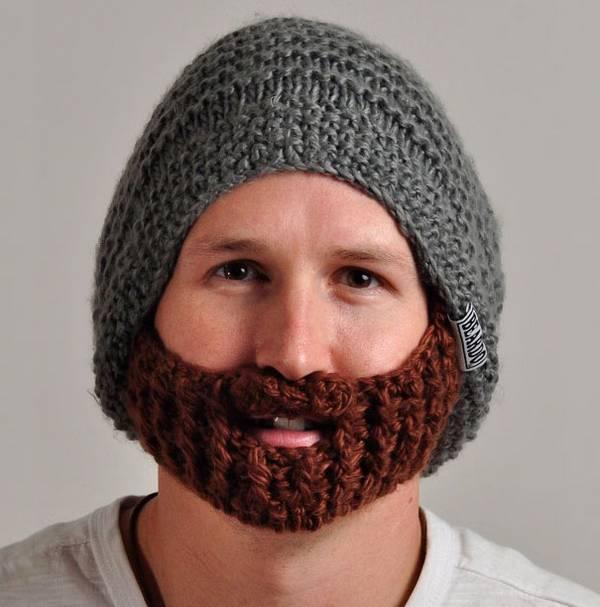 inventos-raros-gorra-lana-con-barba