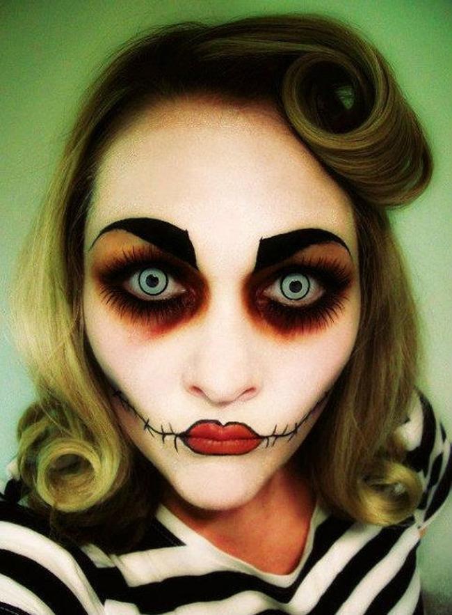 Halloween Stitches