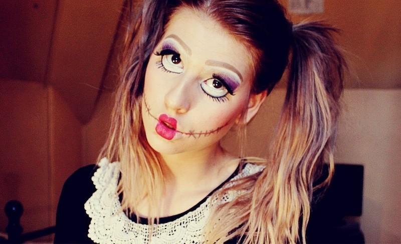 maquillaje,para,muneca,halloween,1