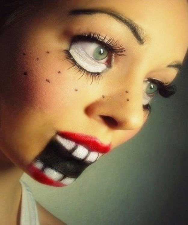 maquillajes,halloween,21