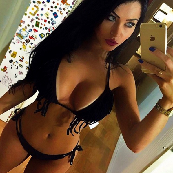 La Doble De Megan Fox En Instagram