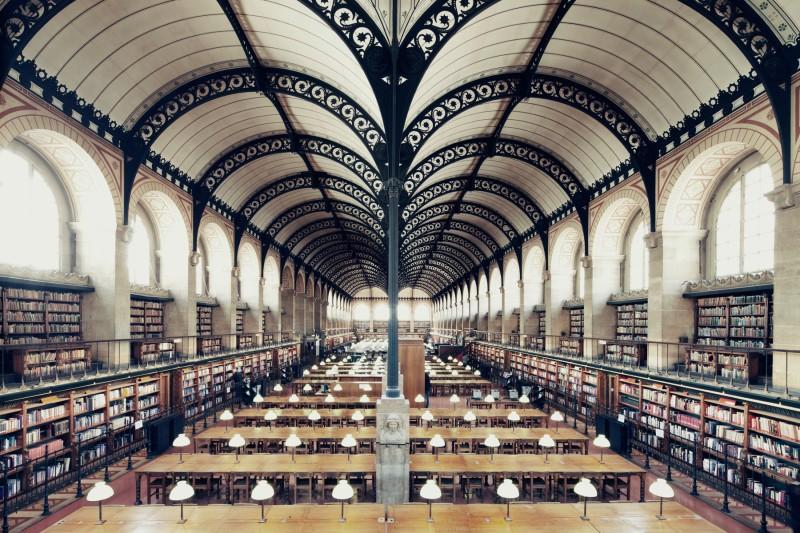 Bibliotheque-Sainte-Genevieve-paris