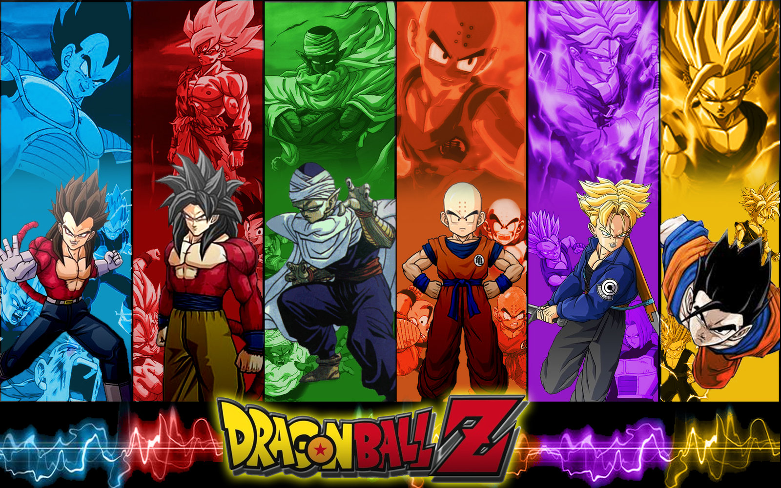 Dragon Ball Z Wallpapers HD 1