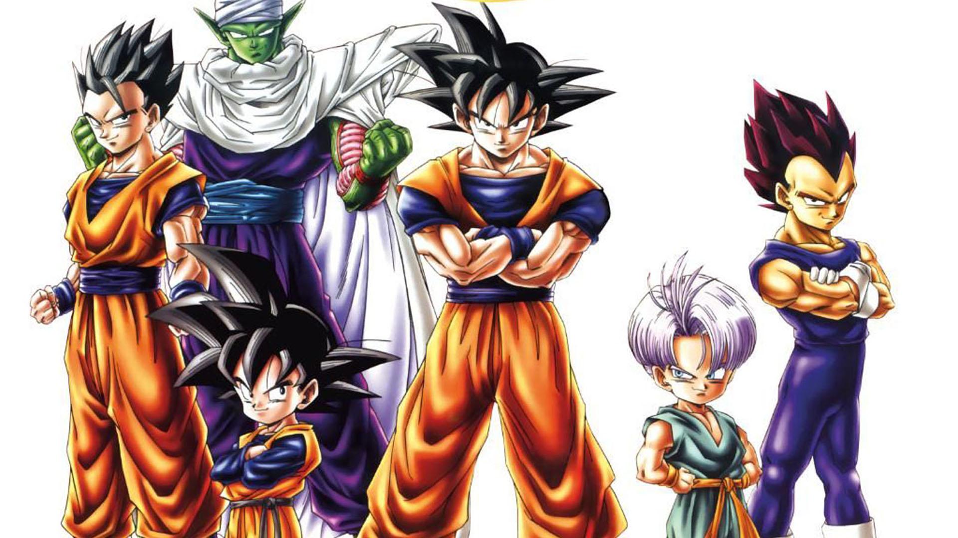 Dragon Ball Z Wallpapers Hd 10