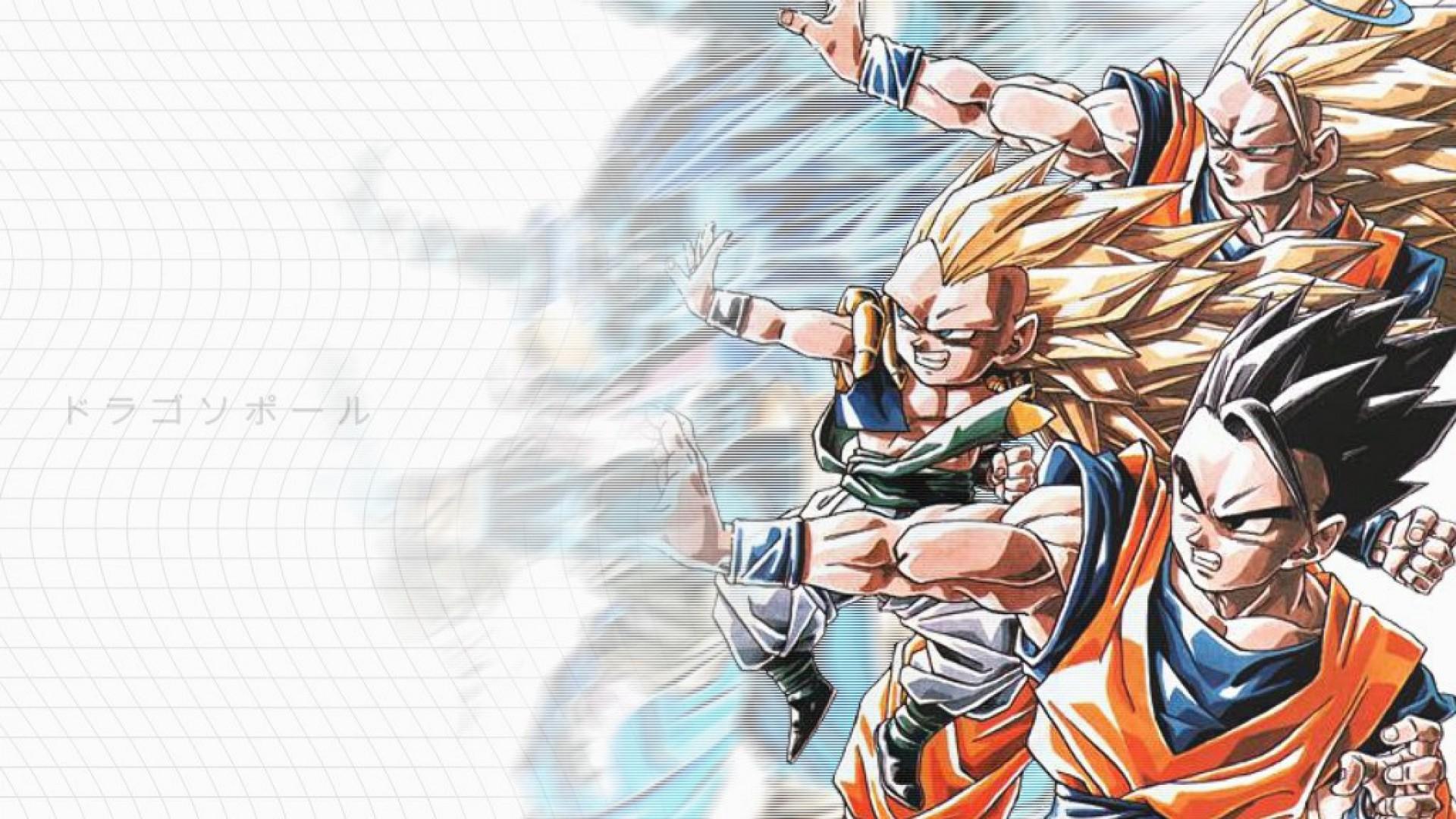 Dragon Ball Z Wallpapers Hd 16