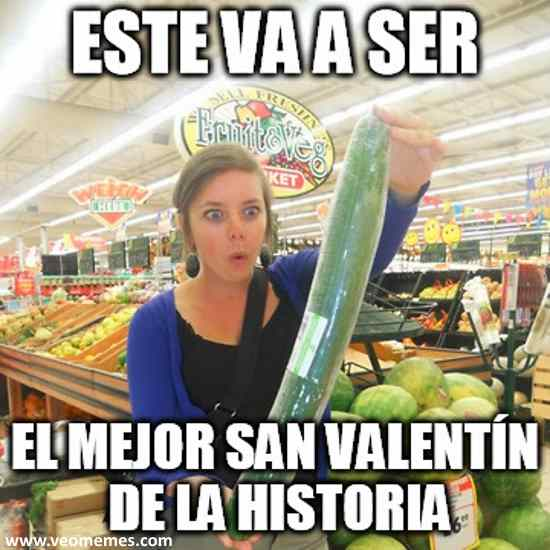 Memes de San Valentin muy graciosos
