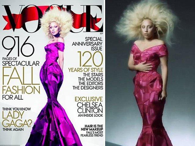 03-2 Lady Gaga sin Photoshop