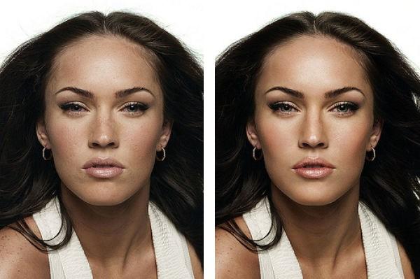 07-Megan_Fox__sin_Photoshop_maquillaje