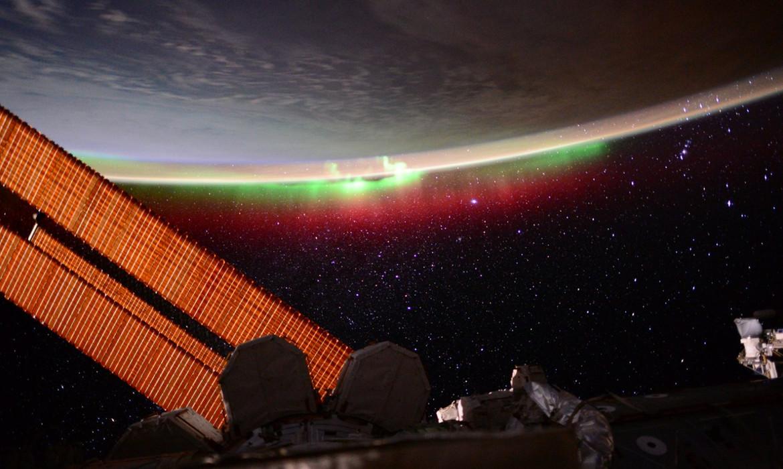 20 fotografias de la Tierra y el Espacio desde la ISS del ...