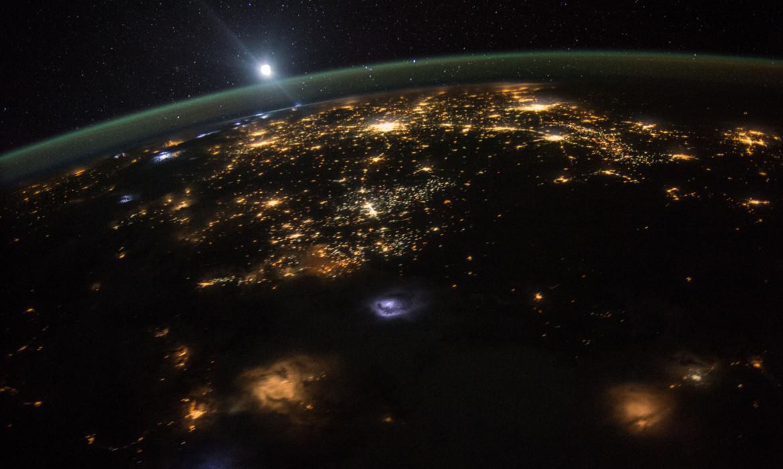 20 fotografias de la Tierra y el Espacio desde la ISS del