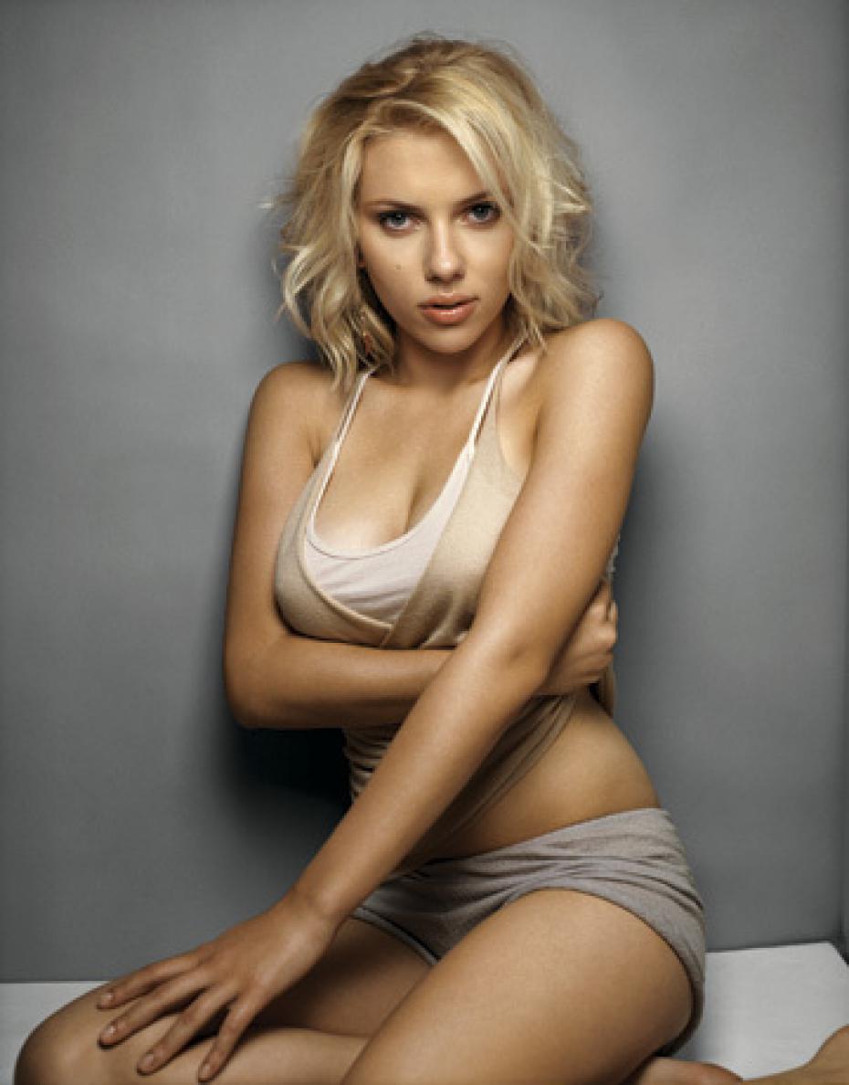 14 fotos de Scarlett Johansson, fotos sexis Scarlett Johansson