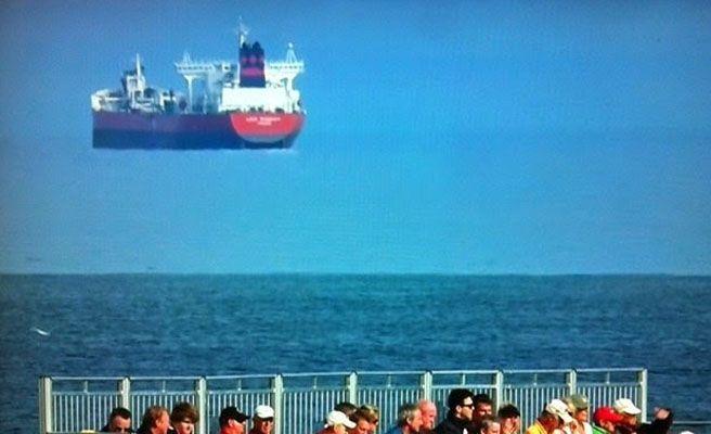barco volador escocia