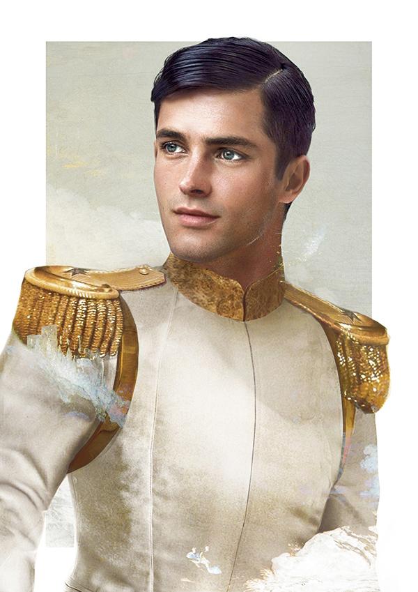principe encantador la cenicienta