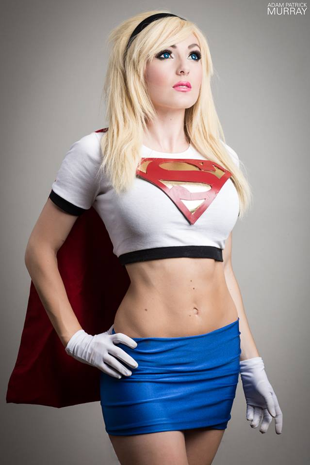 supergirl cosplays (7)