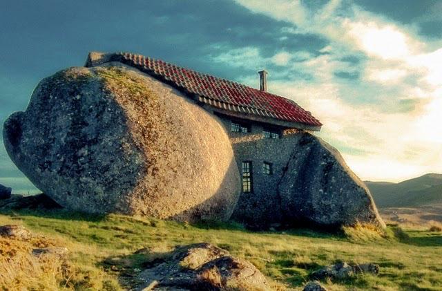 Las casas m s raras del mundo for Casas mas impresionantes del mundo